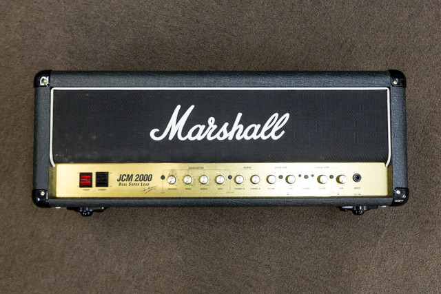 Guitar Head Amp Marshall JCM2000 DSL