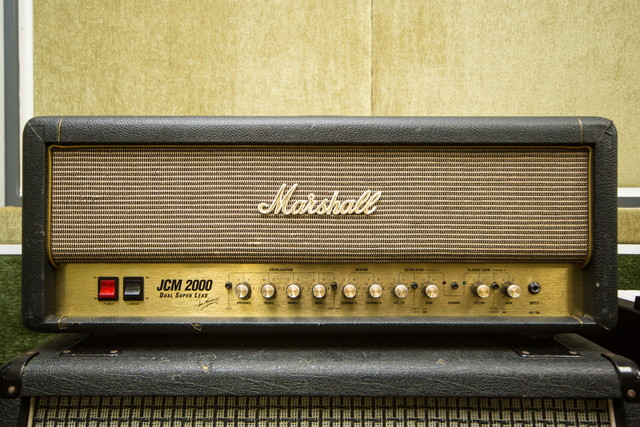 Guitar Head Amp Marshall JMC2000 DSL