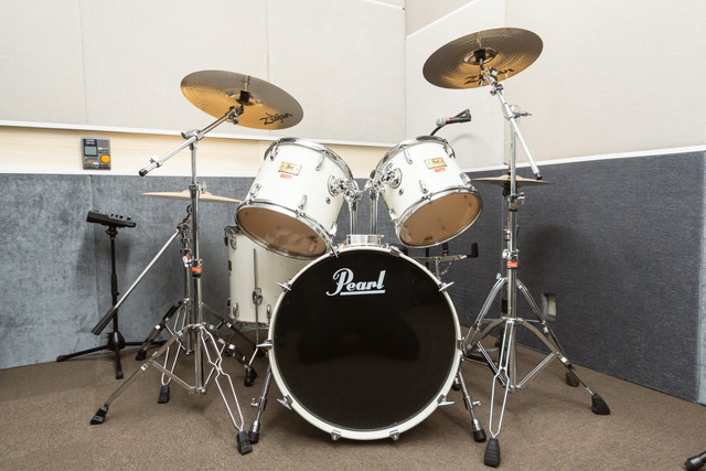 Drum Pearl Standard Maple