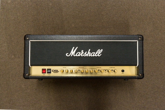 Guitar Head Amp Marshall DSL